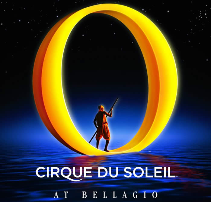 In The Water with Cirque Do Soleil
