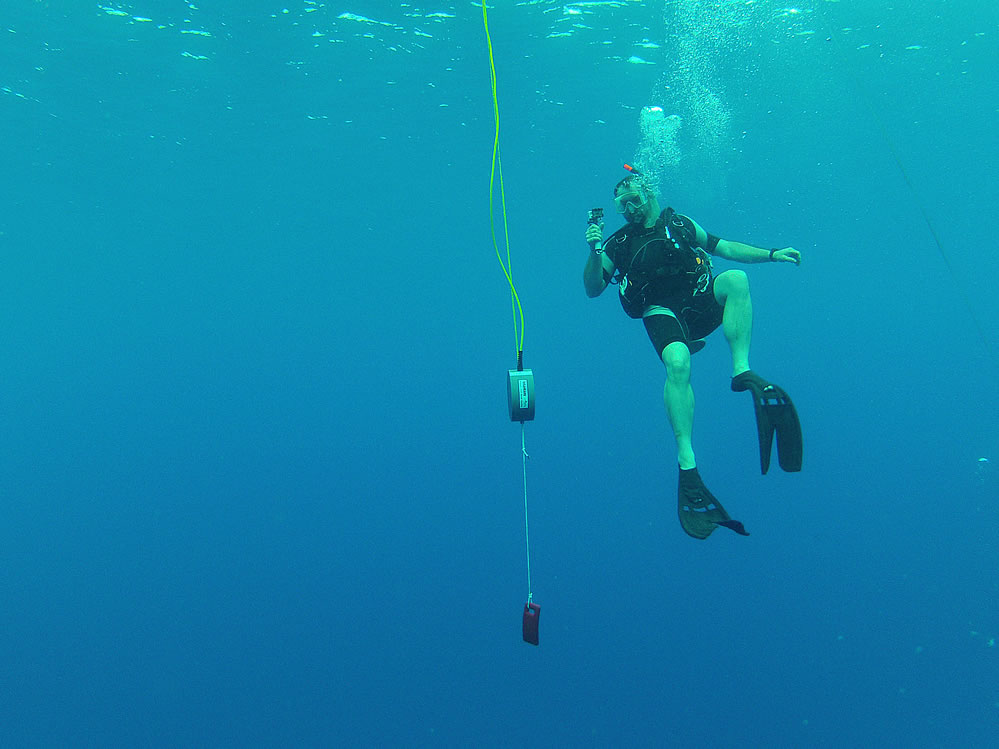 OceanEars DRS-6 - Diver Recall System