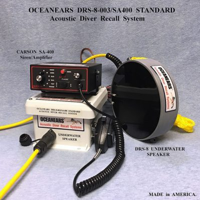 Oceanears DRS-8-003 Diver Recall System