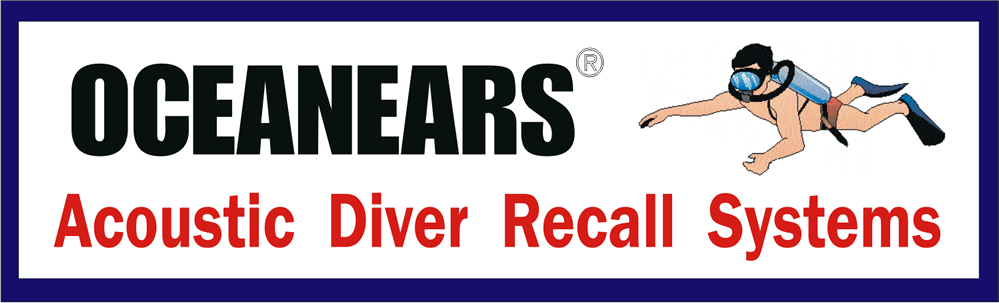Oceanears Acoustic Diver Recall Systems